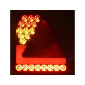 TRS002L Sdružená lampa zadní LED 12-24V, ECE, levá Zadní + kombinovaná
