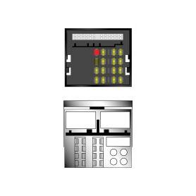 AV adaptéry - kabely  1-xs-3230 RCA audio/video kabel Hi-End line, 3m xs-3230