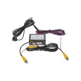 80355 VIDEO přepínač přední / zadní kamera Rozbočovače a přepínače