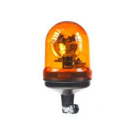 WL87HRH1 Halogen maják, 12 i 24V, oranžový na držák, ECE R65 Majáky na tyč