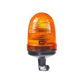 WL88HRH2 Halogen maják, 12 i 24V, oranžový na držák, ECE R65 Majáky na tyč