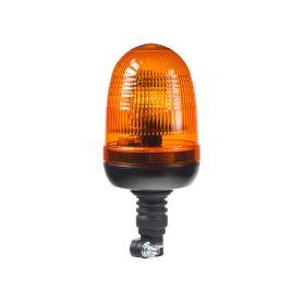 WL88HRH1 Halogen maják, 12 i 24V, oranžový na držák, ECE R65 Majáky na tyč