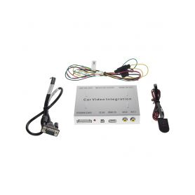 MIUNI03 Univerzální převodník kompozitního videosignálu do RGB linky Pouze VIDEO