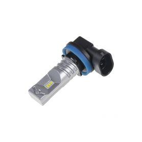 95CSP-H8-30 CSP LED H8 bílá, 12-24V, 30W Patice H8