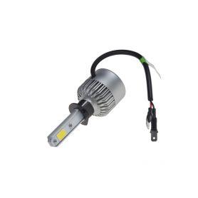 COB LED H1 bílá, 9-32V, 8000LM, IP65