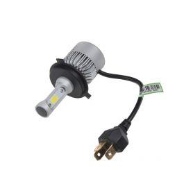 95HLH-H4-COB COB LED H4 bílá, 9-32V, 8000LM, IP65 LED do hlavních světel