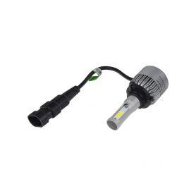 COB LED HB4 bílá, 9-32V, 8000LM, IP65