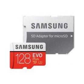 Samsung microSDXC 128GB UHS-I U3 + adaptér MB-MC128GA/EU Příslušenství pro navigace