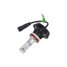 x LED H8 do světlometů (set), 4000Lumen, nehomologovaná, bílá