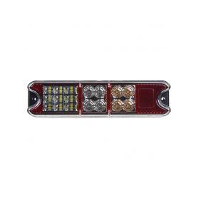 TRL210LED LED sdružená lampa zadní, 12-24V, ECE Zadní + kombinovaná