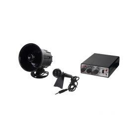 SI-735 Hobby zvukový systém 15W (35 variant zvuků zvířat a sirén + mikrofon) Hobby sety