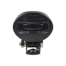 WA-013B PROFI LED výstražný pruh 12/24V 9W modrý, ECE R10 Pracovní světla a rampy