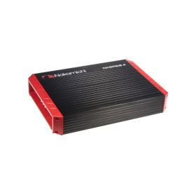 NKSA60.4 NAKAMICHI zesilovač 4x60W, 2x120W RMS 4-kanálové zesilovače
