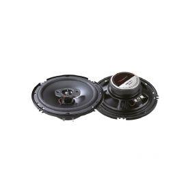 NSE-1617 NAKAMICHI polypropylene koaxiální repro 158 / 165 mm s mřížkou 20/400W (pár) 17 cm