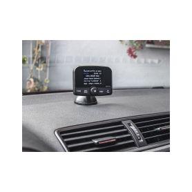 DAB-03 DAB přijímač / Bluetooth HF + přehrávač / micro SD FM modulátory