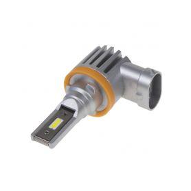 95HLH-H11-VP CSP LED H11 bílá, 9-32V, 4000LM Patice H11