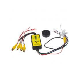 80337 Inteligentní VIDEO přepínač 4IN/1OUT Rozbočovače a přepínače