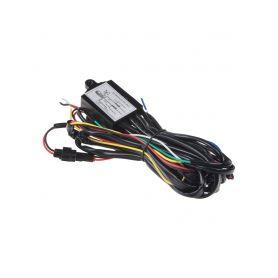 SJ-291DRLUNI Modul pro automatické rozsvěcování přídavných LED světel Držáky, kabely, moduly