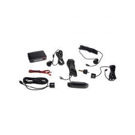 PS4LED3 Parkovací systém 4 senzorový - LED displej S displejem