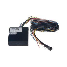 52CF0011UNUN11 Adaptér ovládání z volantu uni odporové/uni IR Ovládání z volantu