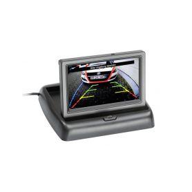 222351 4,3 vyklápěcí monitor 4:3 Na palubní desku