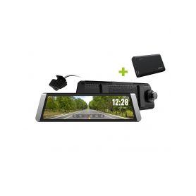 CEL-TEC M10s DUAL GPS Premium + powerbanka 10050mAh zdarma Dvoukanálové záznamové kamery