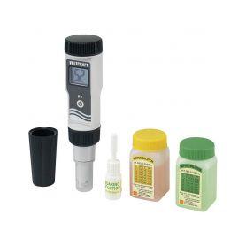 VOLTCRAFT 101137 PH metr PHT-02 ATC, 0 - 14 pH Další měřiče a detektory