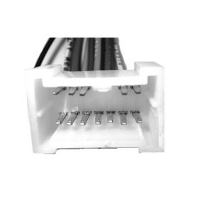 21513 Konektor ISO Nissan Almera od r. 2005 OEM/ISO adaptéry