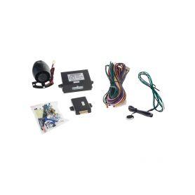 JA-CA340CAN x NESTOR sada autoalarmu s připojením na CAN BUS pro ovládání originálním D.O. vozu GSM a GPS alarmy
