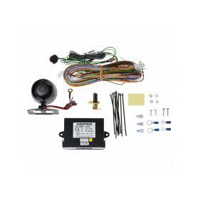 JA-CA345 Autoalarm s lokální signalizací a imobilizérem GSM a GPS alarmy
