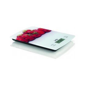 Laica Digitální kuchyňská váha RED FRUITS KS1029W Váhy