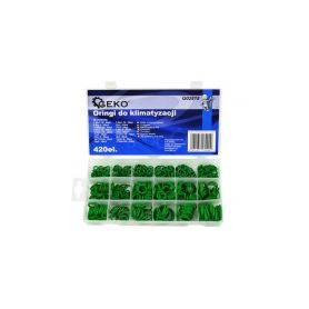 GEKO G02818 Sada o-kroužků na klimatizaci 420ks Klimatizace