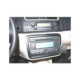 701125 GSM konzole pro Škoda Fabia II 2007-, Roomster 2007- Instalační konzole