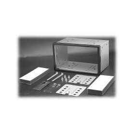 11064 2DIN univerzální kit pro rámečky 2DIN UNI rámečky a přihrádky