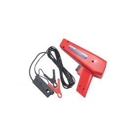 QUATROS QS34795 Lampa stroboskopická pro seřízení zapalování motoru, s displejem Klíče