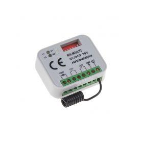 SE599 Univerzální přijímač k vratům, bránám 300-868 Mhz UNI ovladače