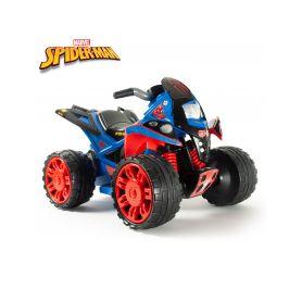 Injusa QUAD elektrická čtyřkolka The Beast Spiderman 12V Elektrická vozítka