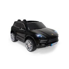 Injusa elektrické autíčko Porsche Cayenne Sport Black 12V Elektrická vozítka