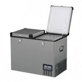 TB92DD Steel kompresorová autochladnička Indel B, 92L, 12/24/230V Přenosné autolednice
