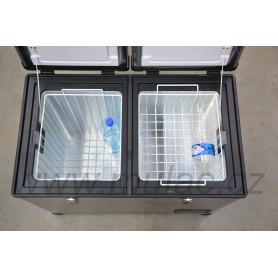2 DIN plastové adaptéry  2-372564-d 372564 D Rámeček 2DIN rádia Toyota Yaris (11-)