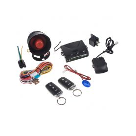 SE549 Autoalarm s dálkovým ovládáním Klasické jednocestné alarmy