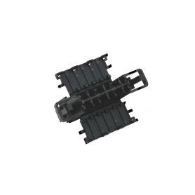 AUTOPROFI EXTOL PREMIUM 4-ex8855300 Nůž lovecký nerez, 230/110mm, celková délka 230mm, délka čepele 110mm EXTOL PREMIUM
