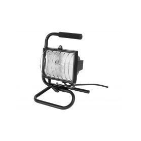 EXTOL-CRAFT EX82788 Světlo halogenové přenosné s podstavcem, 150W, kabel 1,7m Ruční svítilny