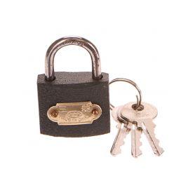 GEKO G01310 Zámek visací, 32mm, 3 klíče Schránky a zámky