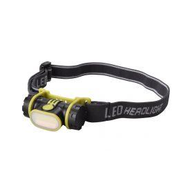 EXTOL-LIGHT EX43106 Čelovka širokoúhlá 90lm COB, 2W COB LED Čelovky