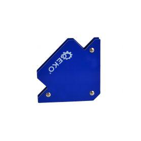 GEKO G01871 Svařovací magnet, magnetický úhelník, nosnost 11,5 kg Zbylé drobné zboží