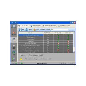 SIXTOL 00031 TouchScan v češtině na CD - ELM 327 - DIAG Příslušenství