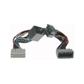 CarClever Connects2 - ovládání USB zařízení OEM rádiem Audi/AUX vstup 1-55usbad003