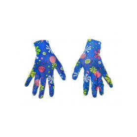 GEKO G73505 Dámské zahradní pracovní rukavice, velikost 8 Pracovní rukavice