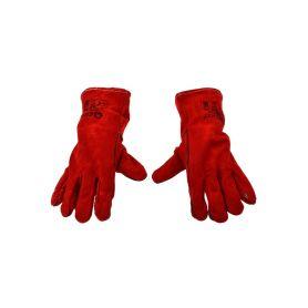 GEKO G73546 Kožené svářečské rukavice Pracovní rukavice